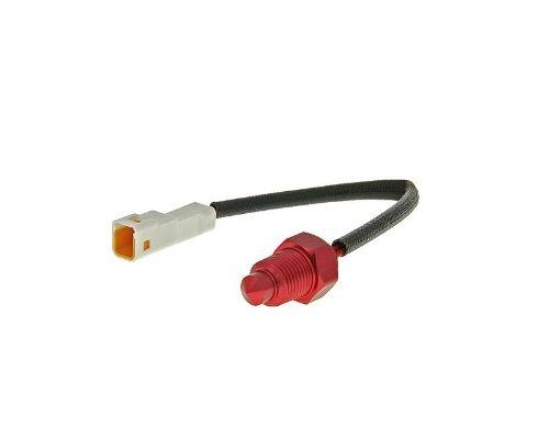 Capteur de température KOSO 0–250 °C – PT1/8 – White optiques
