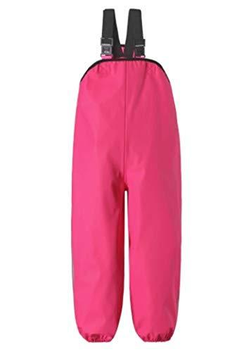 Reima Kinder Lammikko Regenhose, Candy pink, 104