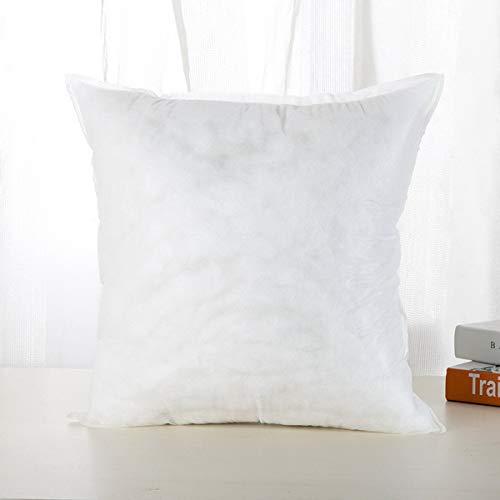 AstriuK Almohada de algodón PP, cojín con núcleo, patrón Lindo, Relleno de Peluche, Almohada, Actividad, pequeño Regalo, Almohada, decoración45x45cm250g
