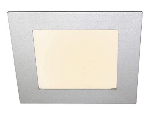 Heitronic LED Panel Metallisch 27640