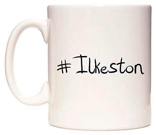 #Ilkeston Taza por WeDoMugs®