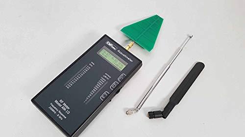 Acoustimeter Profi Hochfrequenzmessgerät mit Richt- und Peilantenne. Bis 8GHz !