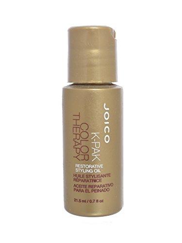 Joico K-PAK Color Therapy 21.5ml - Haar Pflege Oil Restorative Styling Unisex
