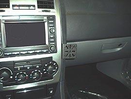 CHRYSLER 300C DashMount Baujahr 2004 bis 2010 KFZ Navi Handy Halterung von telebox