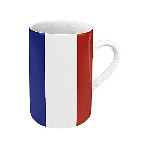 Könitz Becher Flaggen Frankreich