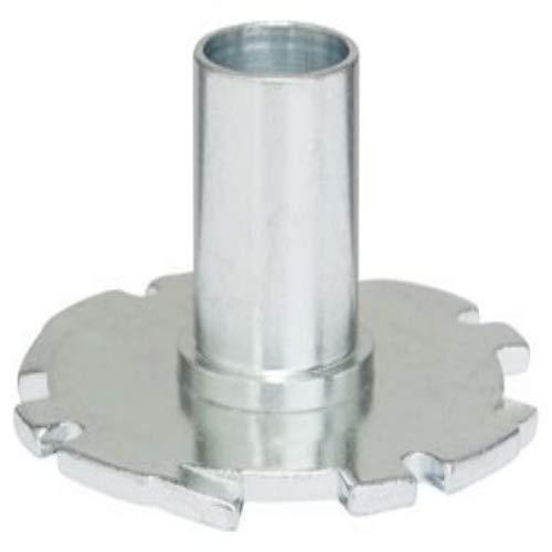 Bosch Professional Kopierhülse für Bosch-Oberfräsen mit Schnellverschluss, 16 mm, 2608000471