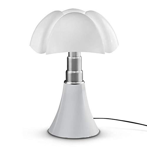 Pipistrello–Lámpara Blanco Dimmer LED pie telescópico H66–86cm–lámpara...