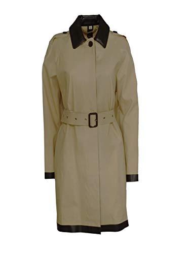 BURBERRY London - Damen Trench Coat - Cotton - Beige - Cream - DE 38