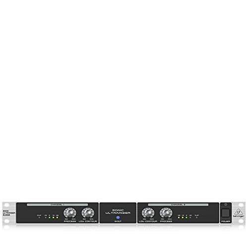 Behringer Sonic Ultramizer SU9920 Ultimate Stereo Sound Enhancement Processor,Black. Buy it now for 109.00