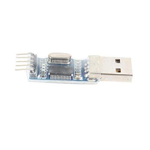 juqingshanghang1 Add-On-Karte PL2303 USB-Modul MCU Adapter Converter Downloadkabel Für denktop.