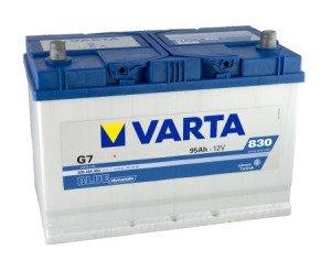 Varta G7 Coche Bateria