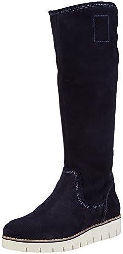 Tamaris 26630 26630 26630 Damen Langschaft Stiefel  100% nagelneu mit ursprünglicher Qualität