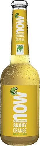 now Bio now Sunny Orange Bio (6 x 330 ml)