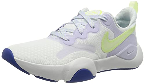Nike SpeedRep, Zapatillas Deportivas Mujer, Summit White Lime Ice Volt Glow, 36.5 EU