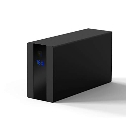 S.M.S.L Sanskrit 10th MKII AK4493 HiFi 768KHz 32Bit XMOS USB Native DSD256 Decoder (Negro)