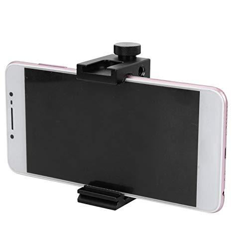 DAUERHAFT , avec Clip intérieur pour protéger l'adaptateur de trépied de Smartphone de Pince de téléphone Portable, Produits périphériques de téléphone Portable