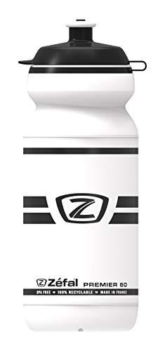 Zefal Trinkflasche Premier 60, Unisex Erwachsene S Bianco