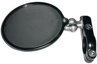 CRG Hindsight Lane Split Bar End Mirror - Left Side/Black