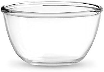 Treo Glass Mixing Bowl - 1L, 1Pc, Transparent