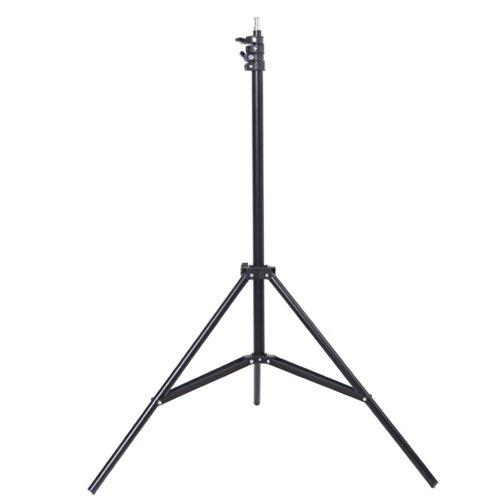 Andoer 2m Photography Studio Light Tripod Stand for Camera Photo Studio Soft Box