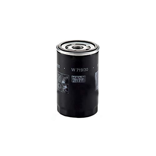 Original MANN-FILTER Ölfilter W 719/30 – Für PKW und Nutzfahrzeuge