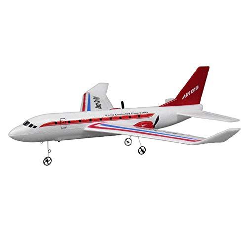 Raitron Fly Bear FX-819 2.4G 2CH 410mm spanwijdte EPP DIY RC Glider Vliegtuig RTF