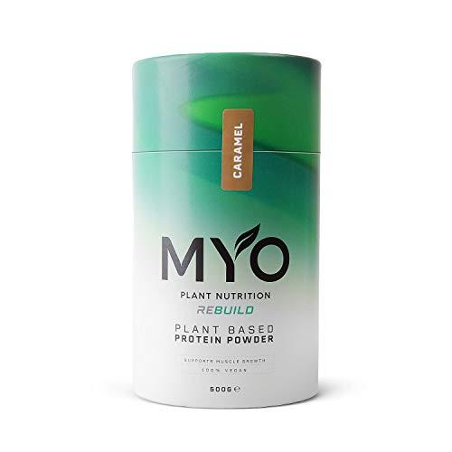 Rebuild Plant Protein (Caramel)