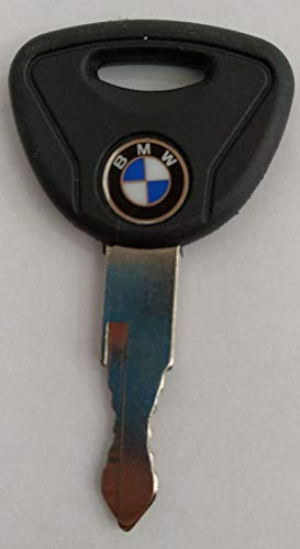 Indalchess Repuesto DE Llave DE Arranque para Moto BMW DE POLICIA 1200RT 12V (1 Unidad)