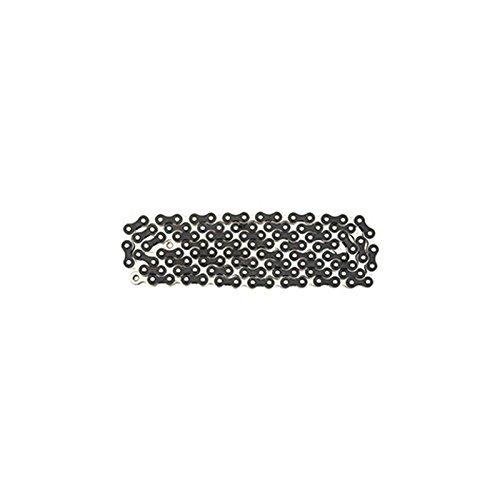 (IZUMI/イズミ)(自転車用チェーン)ジェット ブラック 1/2x1/8 116L SIL