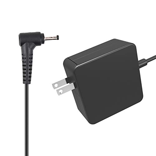 UL Listed 45W AC Charger Fit for Lenovo Ideapad Yoga Miix 310 330 D330 510 520 510-12IKB 510-12ISK 520-12IKB LTE Type 80U1 80U1 80X4 81AF 81SS 81NC 81FS 81QG Tablet Laptop Power Supply Adapter Cord