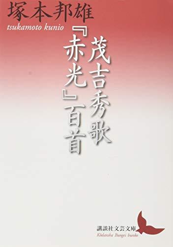 茂吉秀歌『赤光』百首 (講談社文芸文庫)