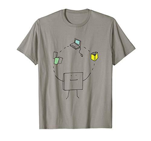 Cute Nerd Gift - Geek University Researcher PhD Doctor Gift T-Shirt