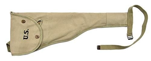 World War Supply M1 Carbine Canvas Paratrooper Jump Case Marked JT&L 1943