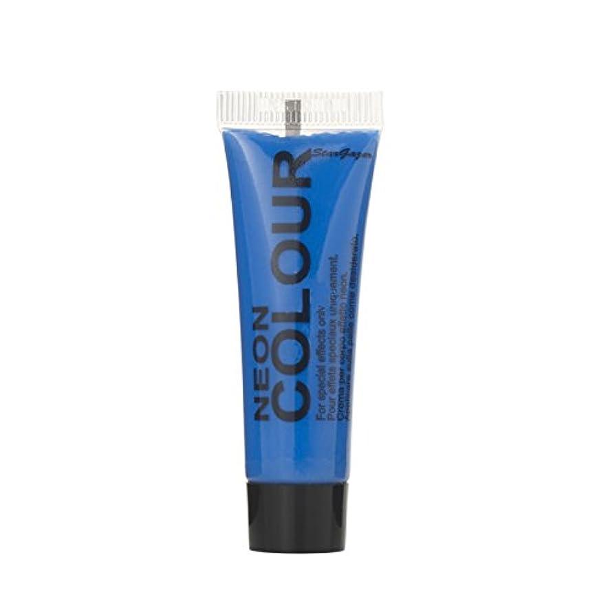 お風呂窓放射性アレス スターゲイザー ネオンペイント 10ml ブルー(UV)