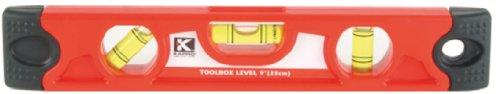 Kapro 22708 Toolbox Level 9Inch