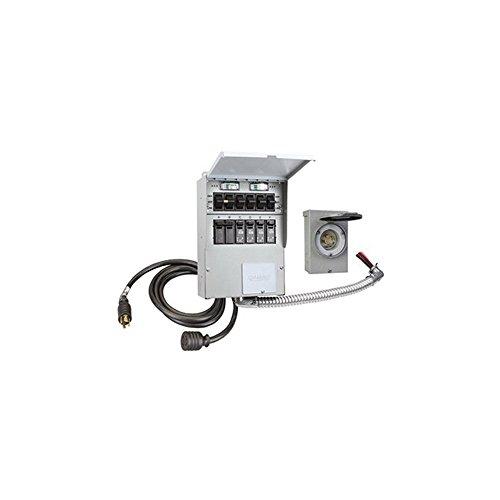 Reliance Controls 306CRK Pro/Tran-2 6 Circuit Transfer Switch Kit