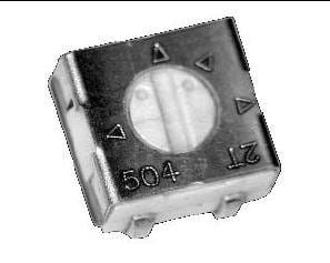 Trimmer Resistors - SMD 4MM Squ 10% 100 10K service Sealed pieces Cheap mail order specialty store