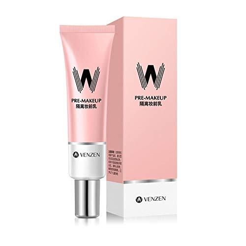 Pore Primer Make Up Bases Make-up Gesicht Aufhellen Glatte Haut Unsichtbare Poren Concealer Volle Deckkraft Flüssige Grundierungscreme für Mädchen Frauen Kosmetik