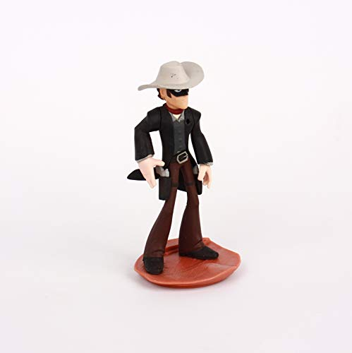 Disney Infinity The Lone Ranger figure only (no retail packaging) by Interactive Studios
