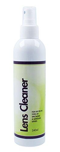 Lens Cleaner Brillenspray/Brillenreiniger für alle Brillengläser   30ml / 120ml / 240ml Größe 240ml