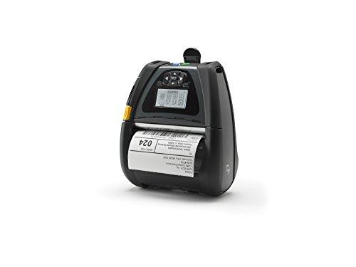 """Zebra Technologies QN4-AUNA0M00-00 Mobile Printer, QLn 420 Series, USB, 4"""" Print Width, 7.35"""" x 6.5"""" x 3.25"""" Size"""