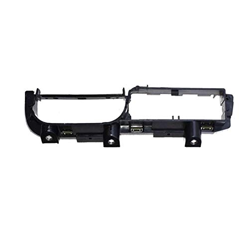 Daojun 1pcs Master Window Interruptor de retención Soporte 1J1 867 179 A FIT FOR VW Golf MK4 Bora Jetta 1J1867179A 1J1 867 179A (Color : Black)