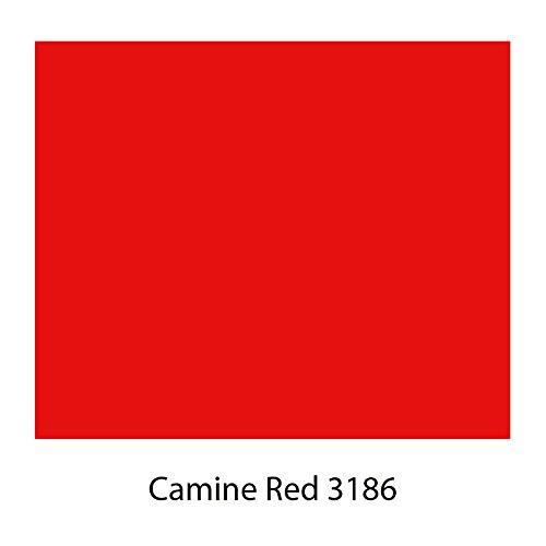 Keukenmeubelen folie folie 100 cm x 61 cm hoogglans PRIJS TIP! Gewenste kleur naar keuze. 1x0,61 Diep rood 3186 glossy