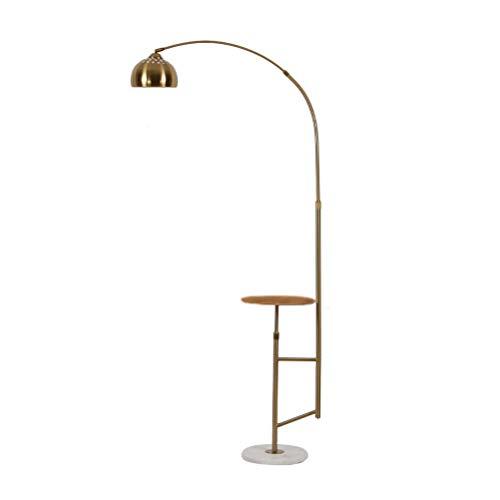 ACHNC Lámpara de Pie Salon LED Moderna, Forma de Arco Luz de...