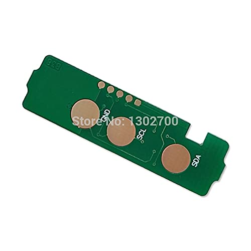 CLT-K404S CLT-C404S CLT-M404S CLT-Y404S Chip de Cartucho de tóner para Samsung C480 C480W C480FW C430W C430 C433 C482 FW C483 SL-C480W (Color : CLT-C404S)