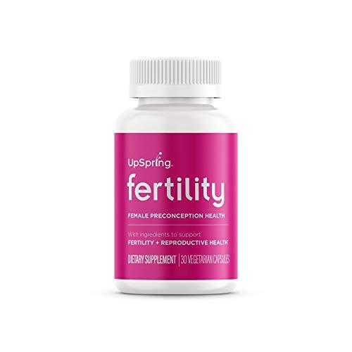 UpSpring Baby Fertility+ Pills for …