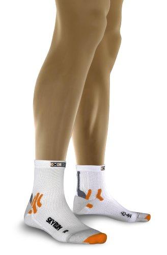 X-Socks Uni Funktionssocke Sky Run, white, 42-44, X 20038