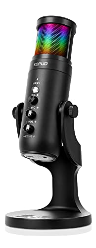 USB Microphone with Gain
