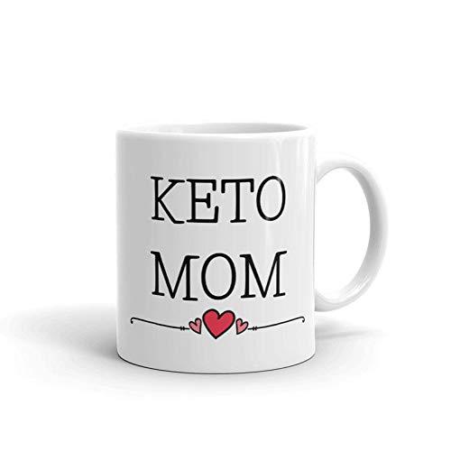 Keto Mom Mug Keto Gifts Keto Food Keto Diet Mug Keto Coffee Mug Keto Cup Ketogenic Mug