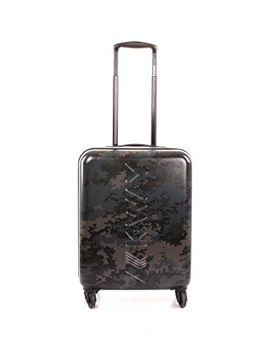 TROLLEY K-WAY K-AIR CABIN SIZE SPINNER 8AKKE301B9701 CAMOUFLAGE